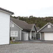 Florø Bygg bustadhus / garasje