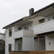 Florø Bygg rekkehus