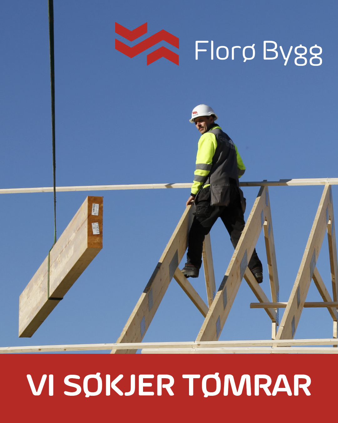 Florø Bygg - www.florobygg.no - ledig stilling