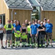 Erfarne tømrarar og lærlingar Florø Bygg - florobygg.no